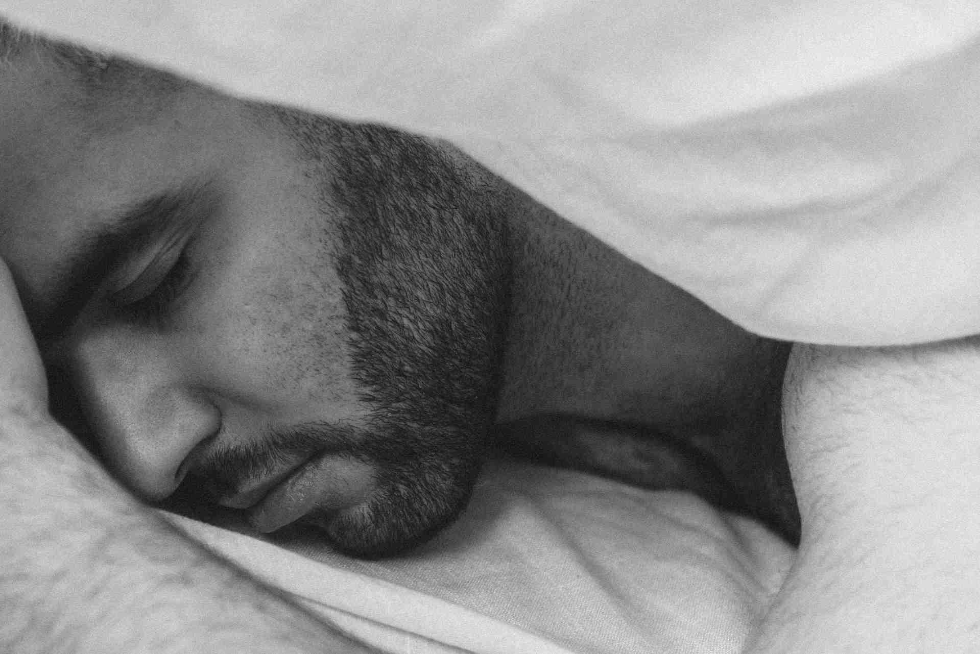 slaap slapen fitness training invloed